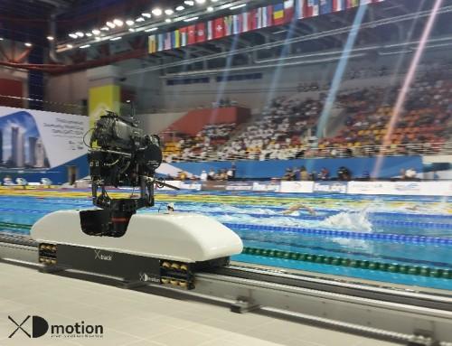 FINA Swimming world cup Doha 2015