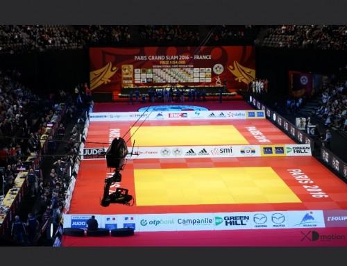 Paris Grand Slam – Judo