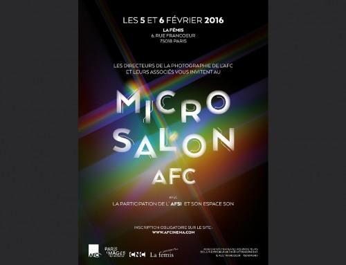 XD motion at Micro Salon