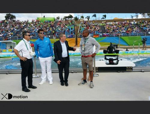 Kayak & Pentathlon at Rio