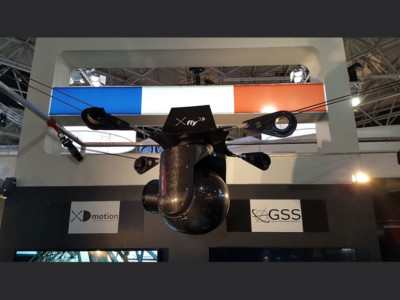 GSS - B512 on X fly 3d
