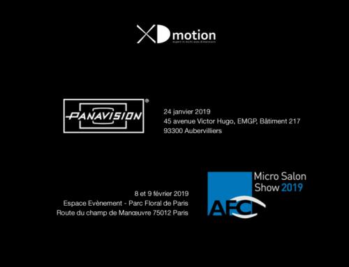 Panavision & AFC Microsalon 2019