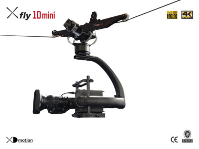 Cablecam X fly 1D Mini 4K