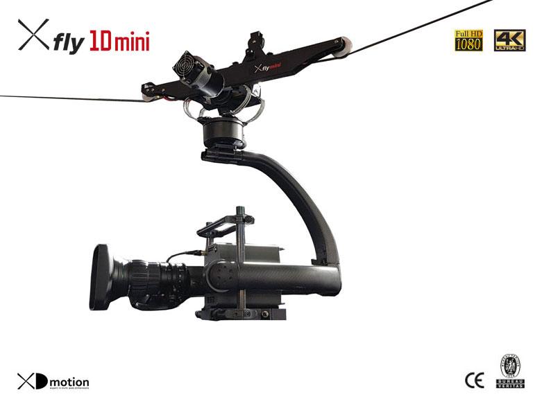 Cablecam X fly 1D Mini 4K