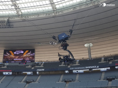 Xfly 3D Stadefrance