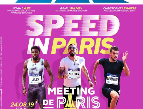 IAAF Charlety Athletics in Paris