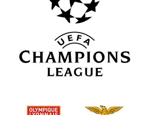 Champions League Lyon – X fly 3D 4K HDR LIVE