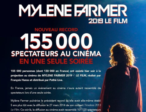 Mylene Farmer 2019 the film