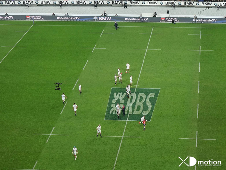 VI NATIONS RUGBY France / England