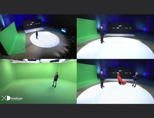 Live remote AR 'teleportation'